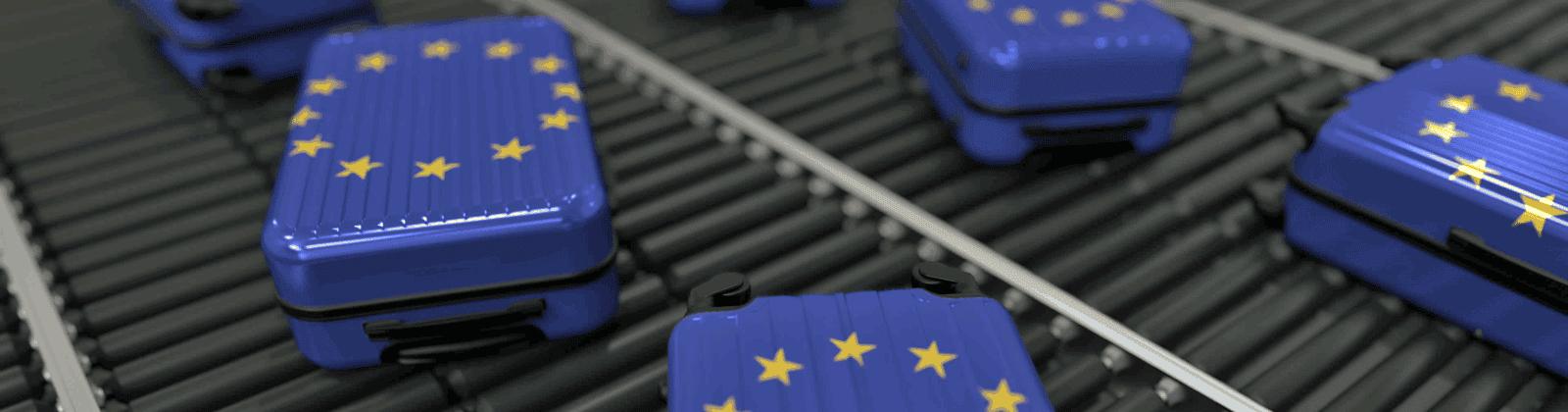 Reizen naar het Schengengebied