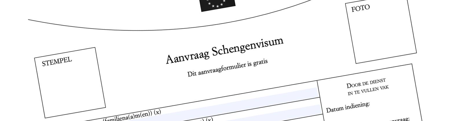 Schengenvisum aanvragen