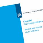Verplichte documenten Schengenvisum