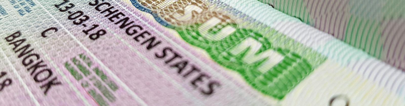 Wijzigen Schengenvisum van single-entry naar multiple-entry