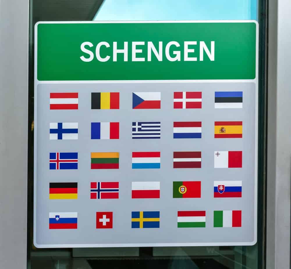 Welke nationaliteiten moeten een Schengenvisum aanvragen?