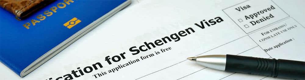 Schengenvisum kort verblijf