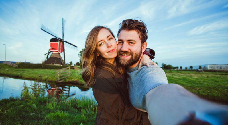 Toeristenvisum voor Nederland