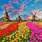 Zonder visum naar Nederland reizen