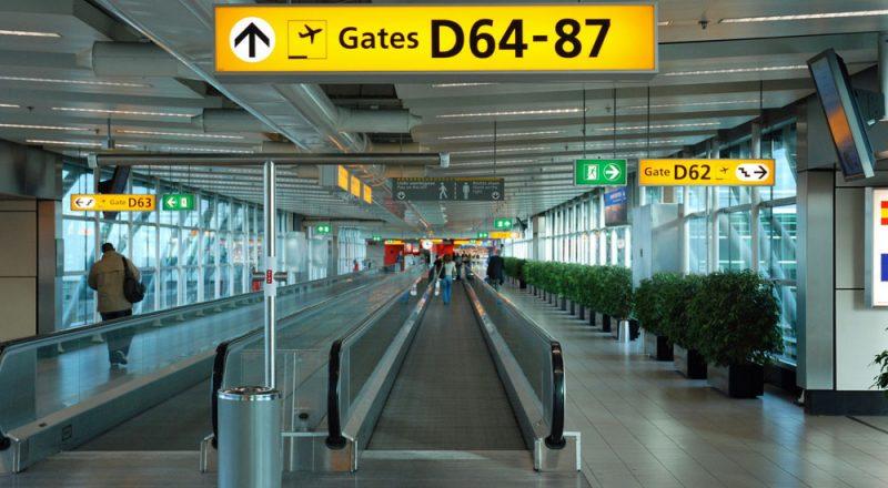 Luchthaventransitvisum voor Nederland