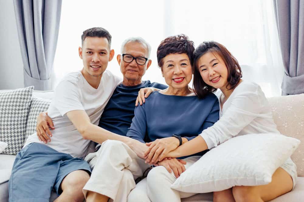 Reisverzekering buitenlandse familie