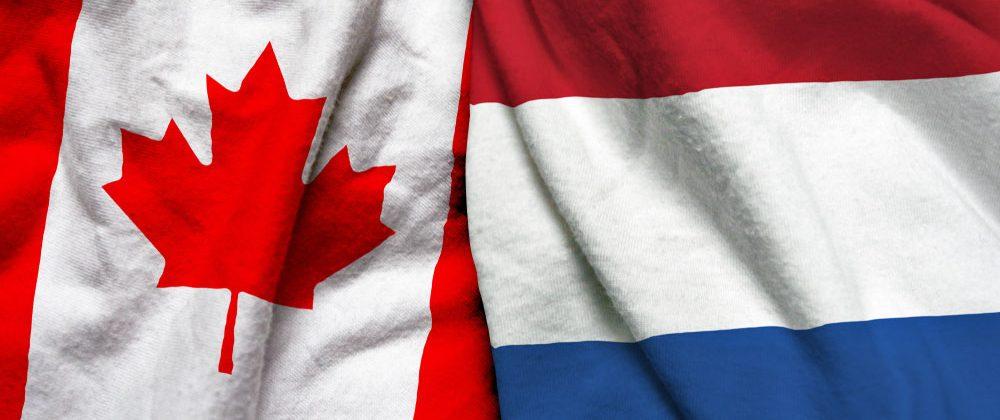 Van Canada naar Nederland reizen