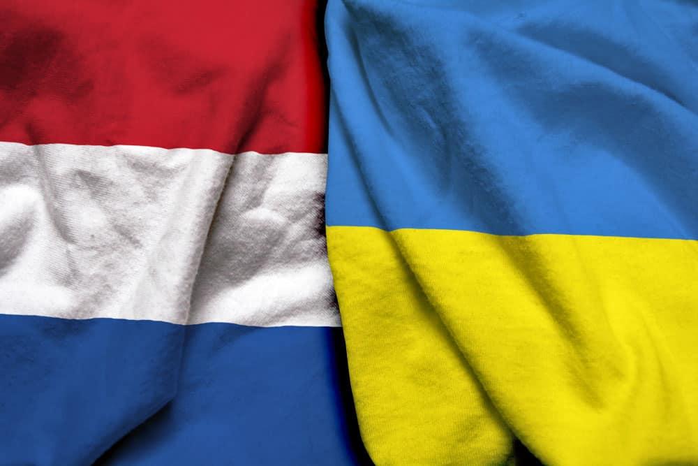 Van de Oekraïne naar Nederland reizen
