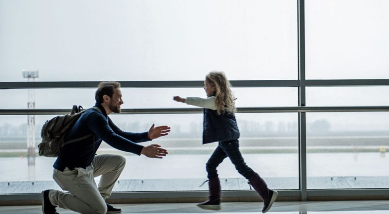 Ouders buiten EU moeten hun kind kunnen bezoeken
