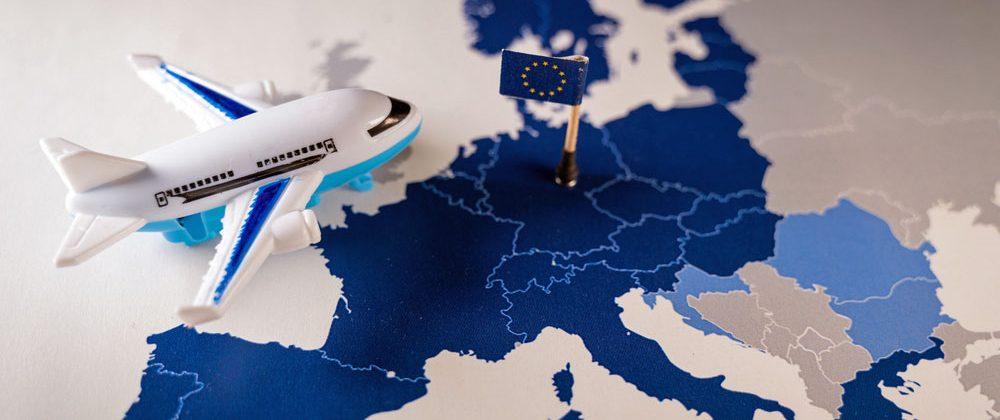 Reizen in het Schengengebied en de EU