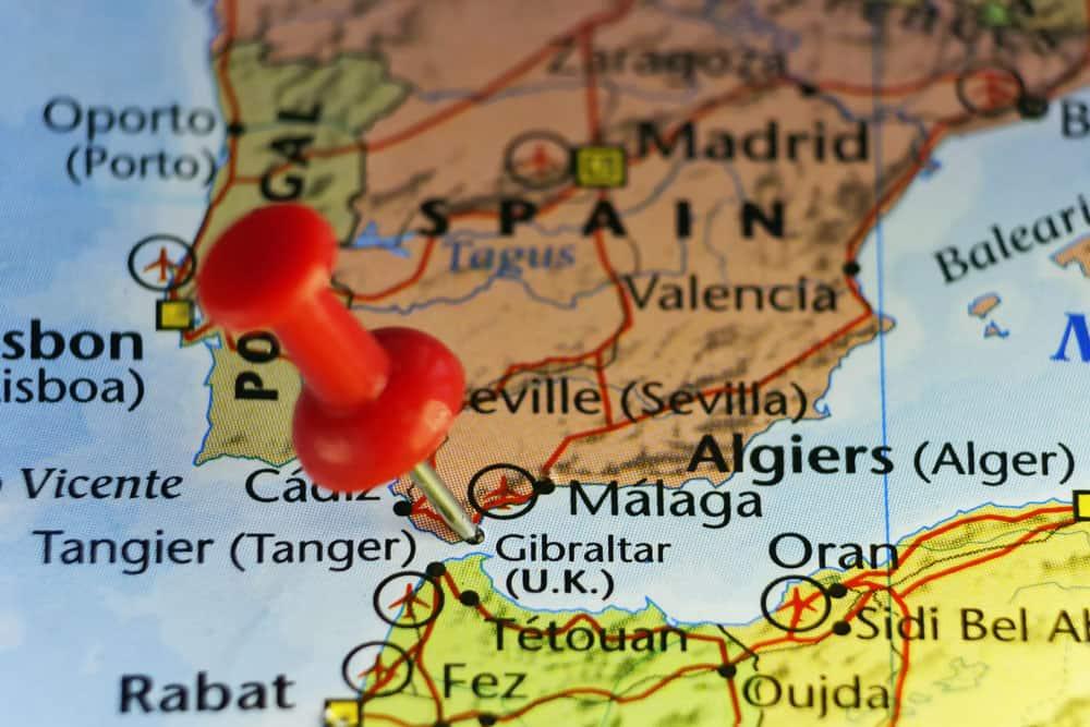 Gibraltar blijft onderdeel van Schengengebied