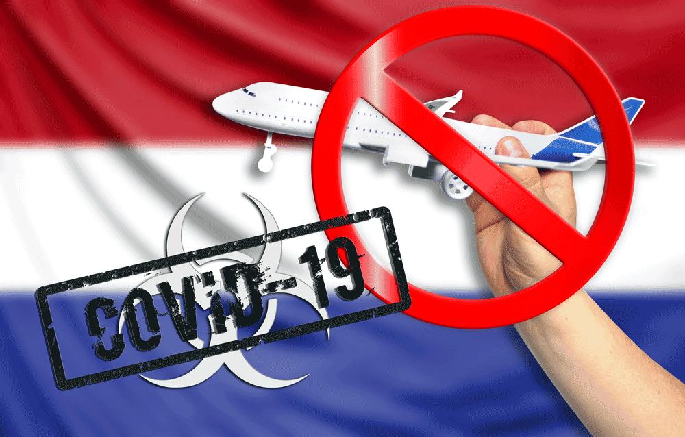 Vliegverbod VK, Zuid-Afrika en alle Zuid-Amerikaanse landen