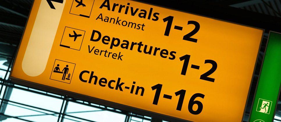 Wijzigingen voor reizigers naar Nederland van buiten EU