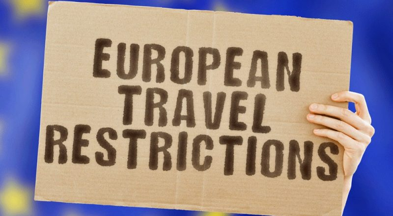 EU inreisverbod: Welke buitenlanders kunnen wel naar Nederland reizen