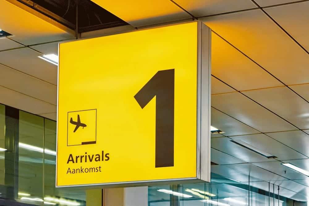 Visumplichtige buitenlandse bezoekers kunnen naar Nederland